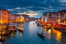 טיסות לונציה