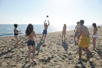 נופש לצעירים ביוון