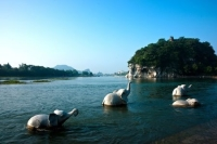 נהר לי Li River Lijiang